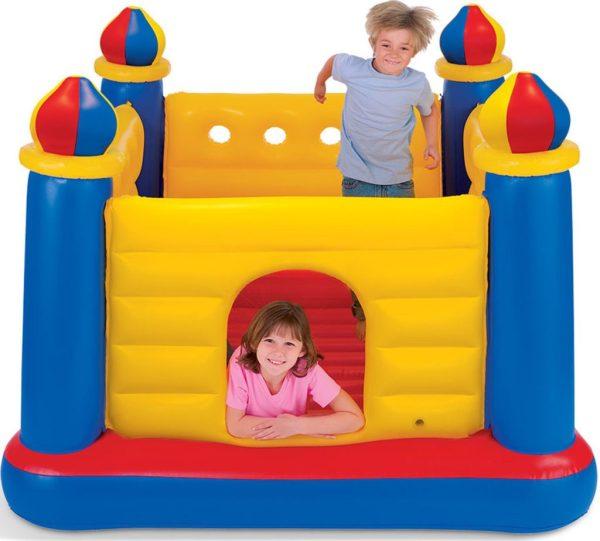 Intex 48259np Jump-lene Castle Bouncer Spielzeug Test 2019