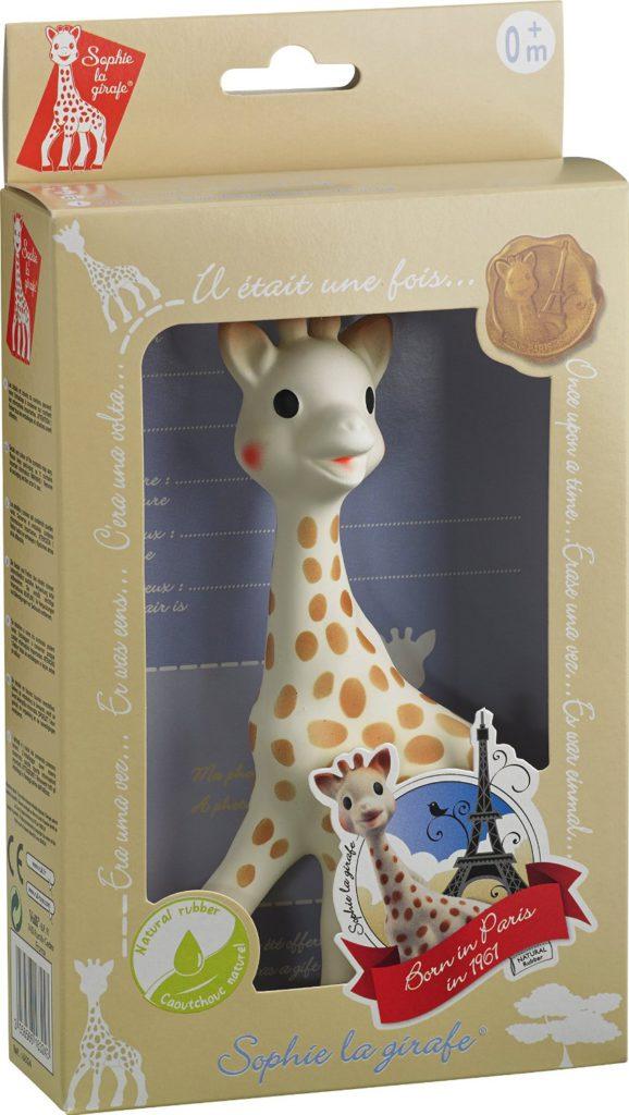 Sophie la girafe 6163243 Spielzeug Test 2017