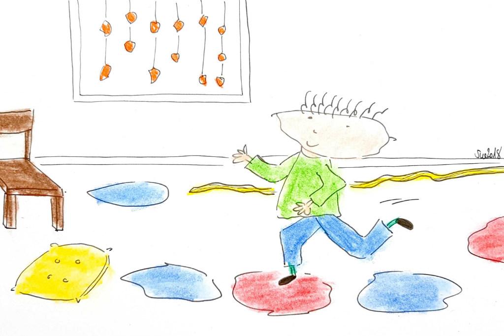 Spielzeugfreiere Kindergarten