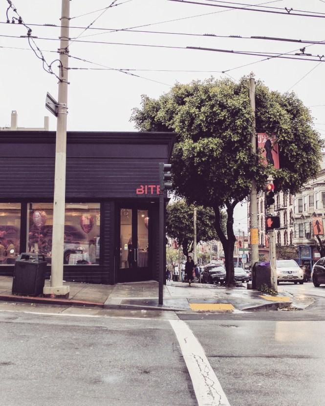 Bite Lip Lab on Fillmore, San Francisco