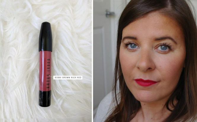 Bobbi Brown Art Stick Liquid Lip Rich Red