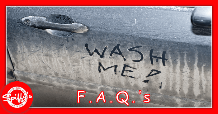 How much damage can be done by not washing cars spiffys car wash faqs how much damage can be done by not washing cars solutioingenieria Gallery
