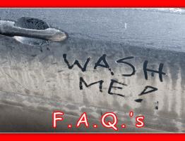 Spiffy's Car Wash FAQ's | Tuscaloosa AL