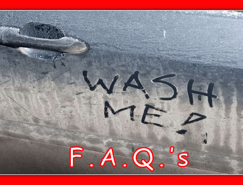 Spiffy's Car Wash FAQ's | Tuscaloosa AL