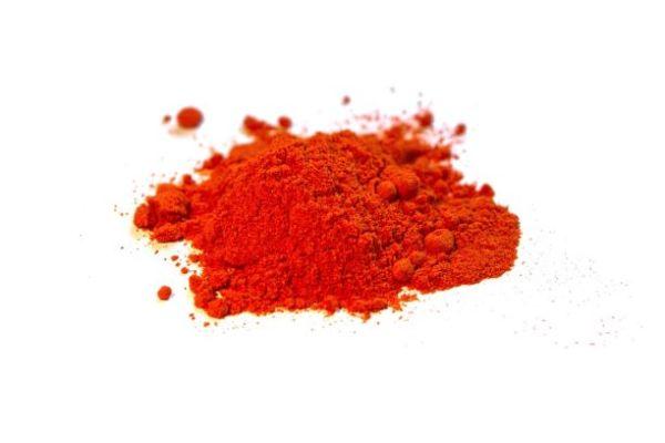 polvere rossa di pomodoro siciliano