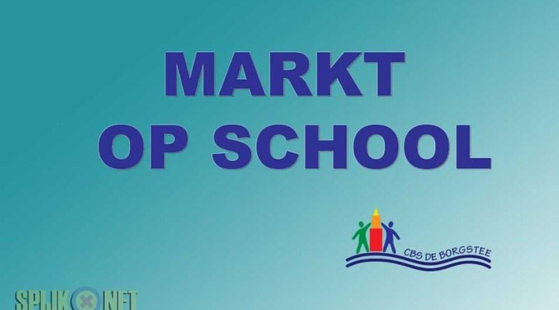 markt op school