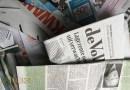 Oud papier nieuws Fiepko Coolman