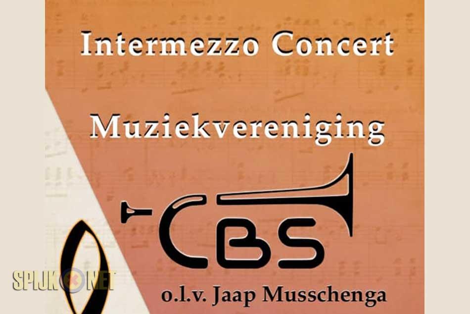 Intermezzo concert CBS