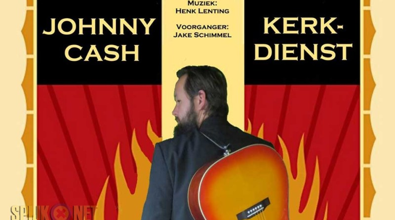 johnny cash kerkdienst