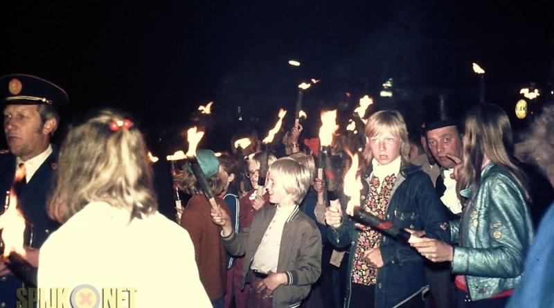 koolzaad dorsfeest 1973