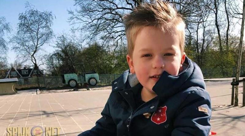 Actie voor mijn neefje Jesper