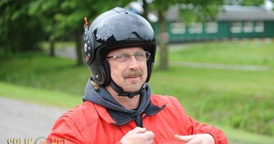 Eerste Motordag in Spijk