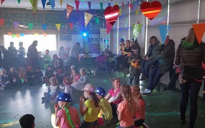 carnaval voor de jeugd