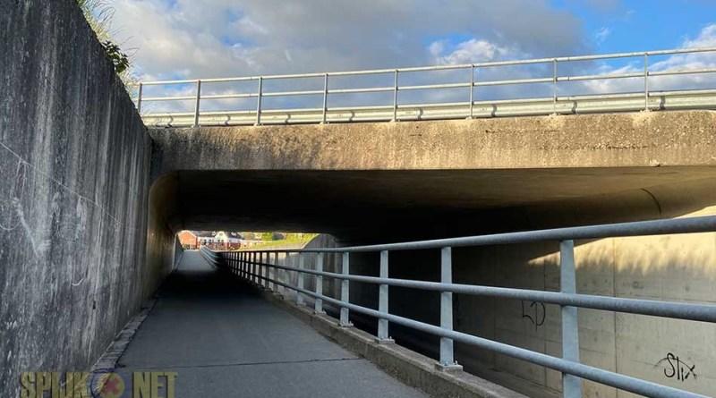 tunnel hoofdweg zuid tunnels
