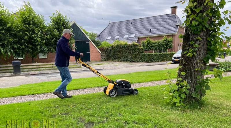 onderhoud groenstrook