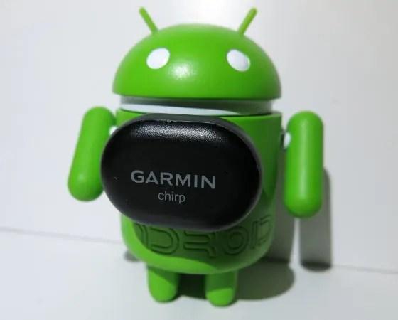 Chirp und Android
