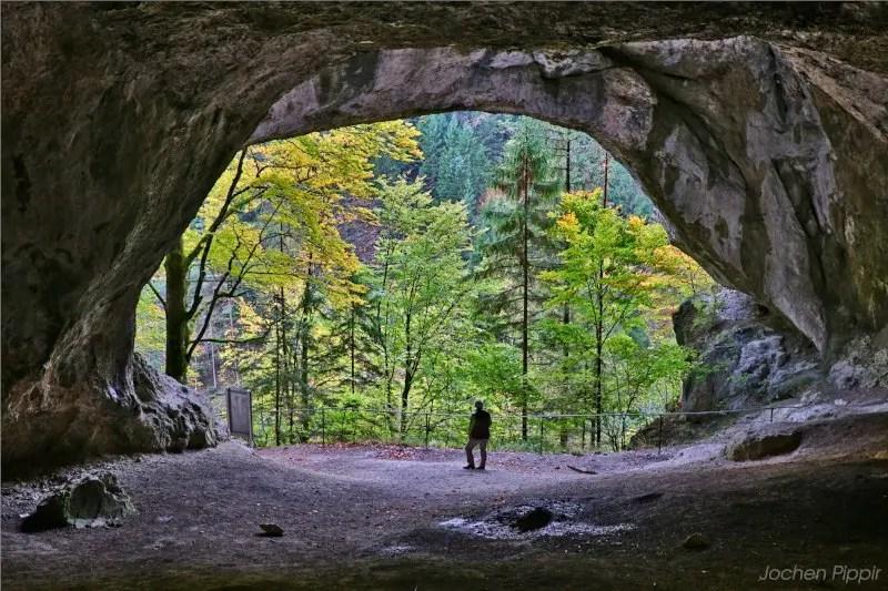 Tischofer Höhle Tirol Geocaching Earthcache