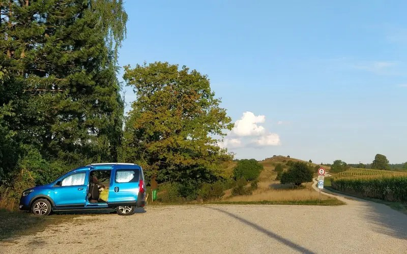 Dacia Dokker Micro Camper