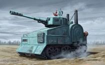 steampunk tank design