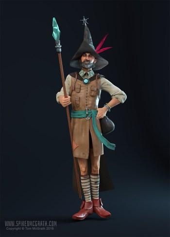 Faisal the Wizard