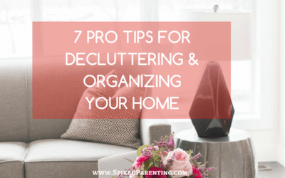 7 Home Organizing Pro-Tips