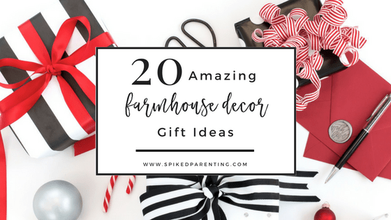 20 Amazing Farmhouse Decor Gift Ideas