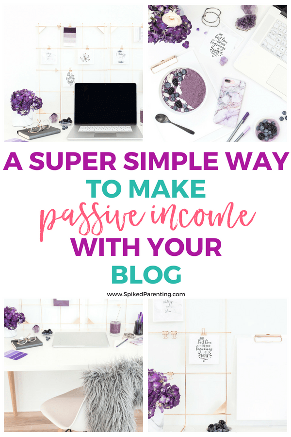 How to Generate Passive Income | SpikedParenting