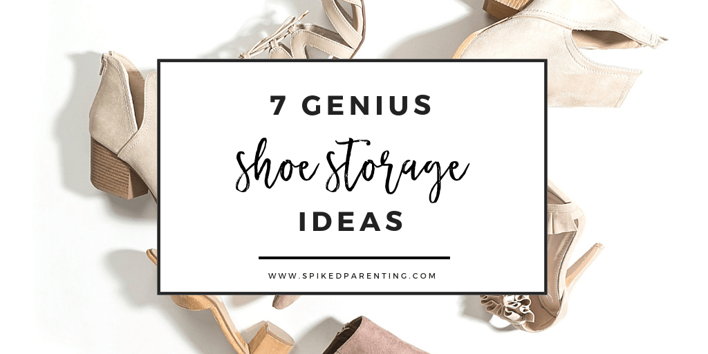 7 Genius Shoe Storage Ideas And How To Steal Them Spikedparenting