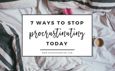 Procrastination: 7 Simple Tips to Stop Procrastinating in 2019