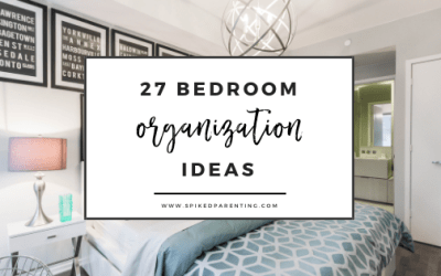 27 Bedroom Organization Ideas to Kickstart Your Spring Cleaning