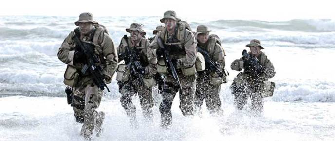Sales Training Like a Navy SEAL