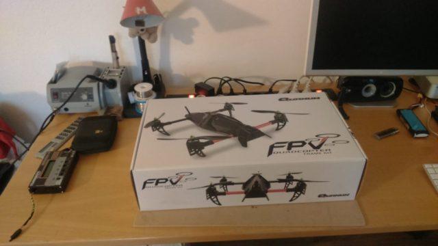 Quanum Venture FPV quad