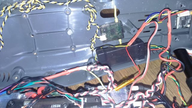 OSD and sat receiver