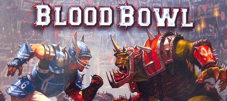 Image result for blood bowl 2016 board game