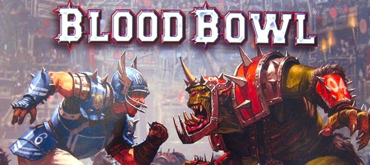 Image result for blood bowl 2016 board game