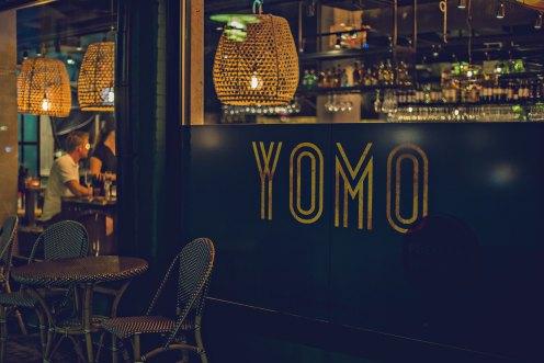 Yomo restaurant