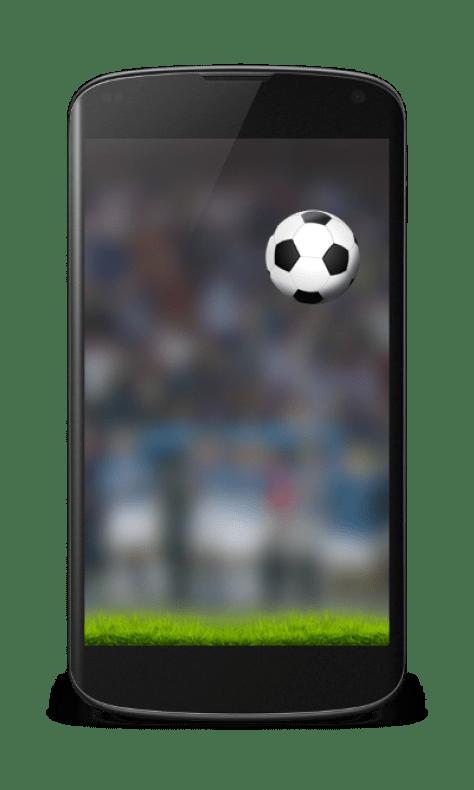 Super Kickups mobile game