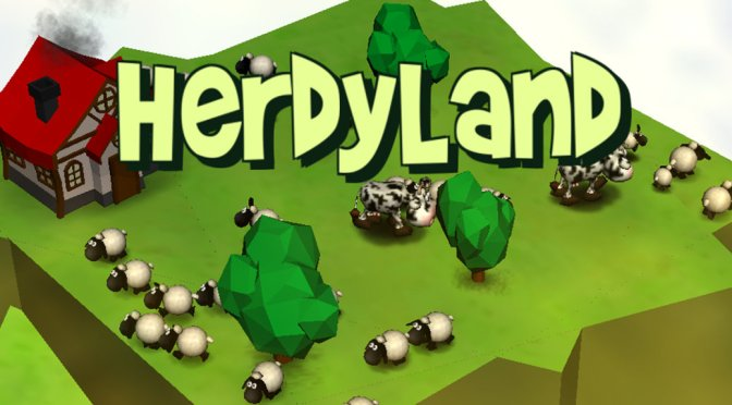HerdyLand – mobile game