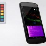 Speccy spectrum analyzer app