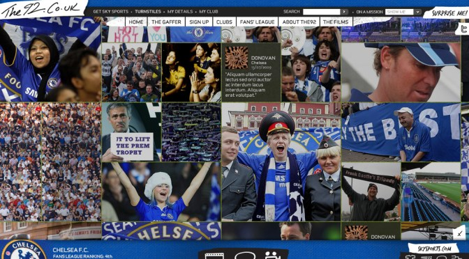The92 – Soccer social media site
