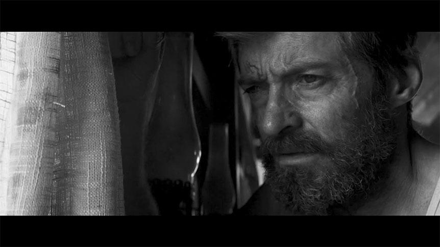 【UHD Blu-ray 新碟速遞】《盧根》:黑白版好有 Mood   SPILL