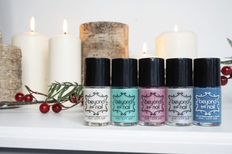 Beyond the Nail - Winter Sub-Zero Collection