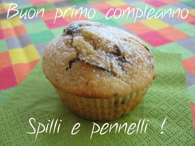 Buon primo compleanno Spilli e pennelli!