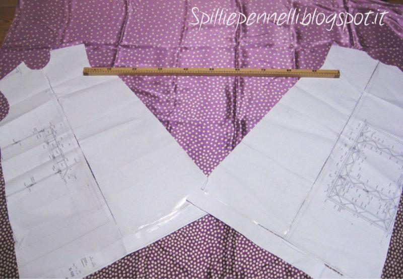 Vai di drape drape…due abiti diHisako Sato
