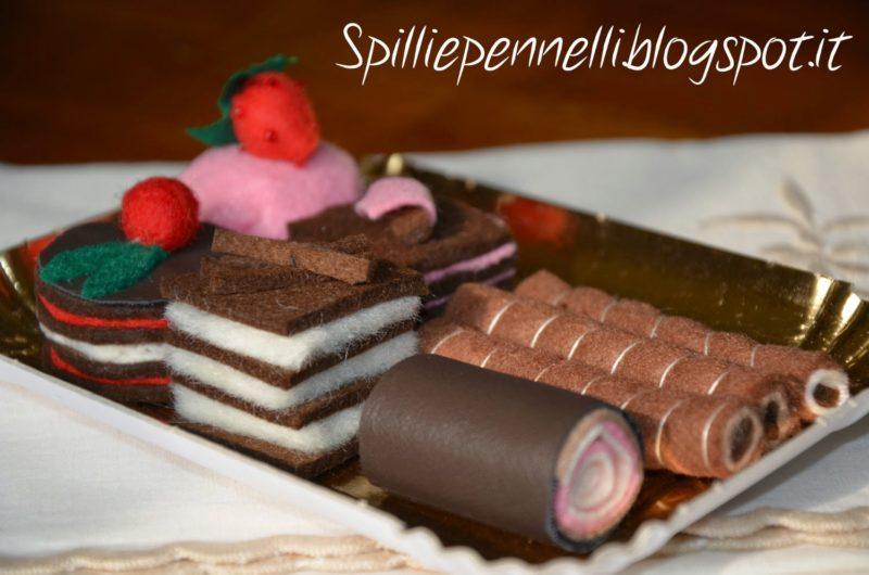 Felt candy…ovvero dolcetti in stoffa
