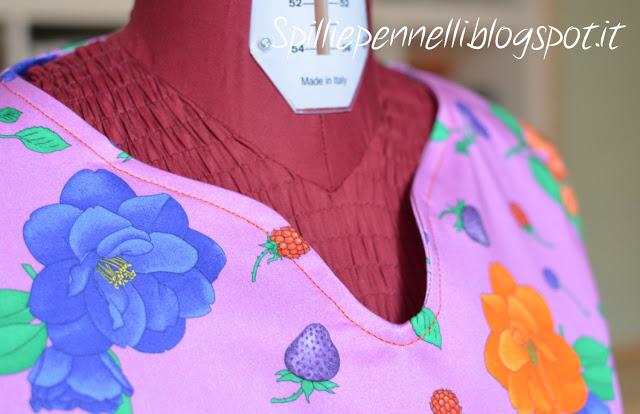 L'allegria dell'estate in un abito