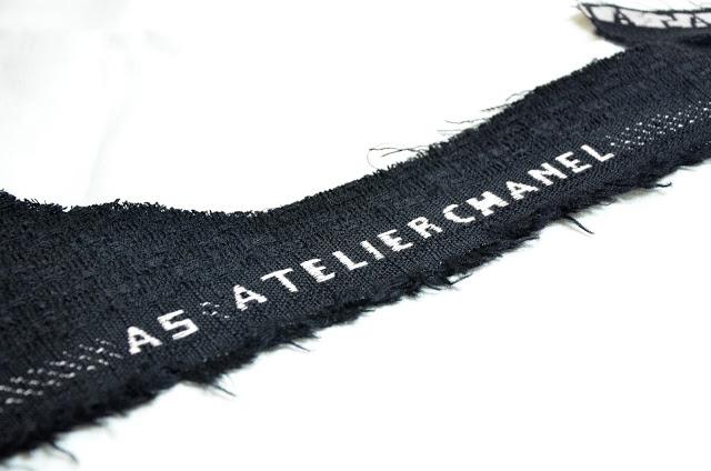 Bouclè Atelier Chanel per il mio cappottino