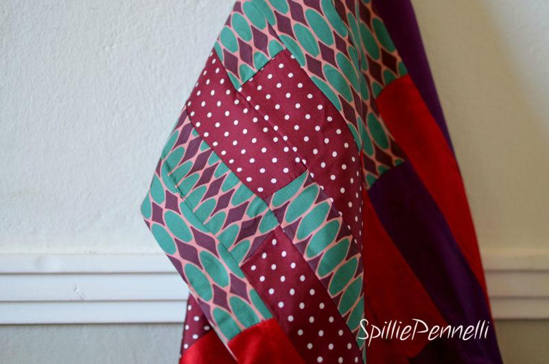 La stola in seta,un accessorio glamour