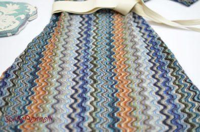vestito in maglia