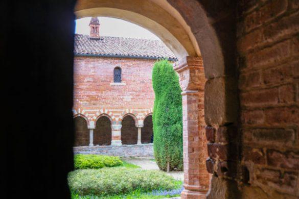 Scatto fotografico romanico